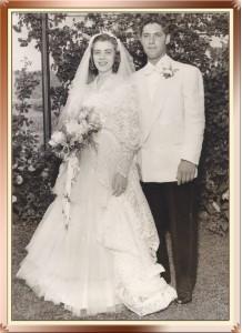 My Loving In-Laws-RITA AND JOE circa 1950